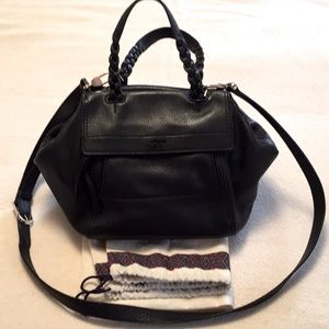 Tory Burch Black Mini Bag